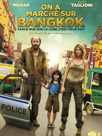 On a marché sur Bangkok