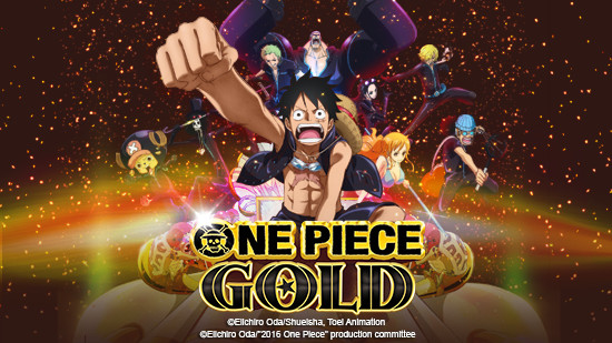 One Piece Gold