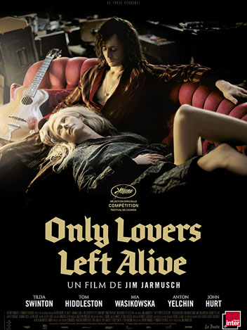 Only Lovers Left Alive