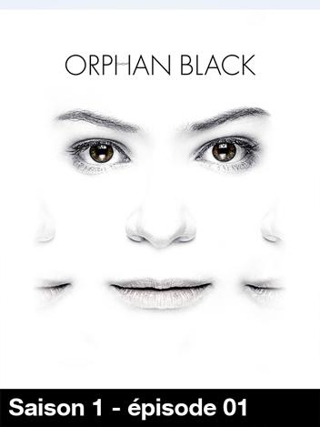 Orphan Black - S01