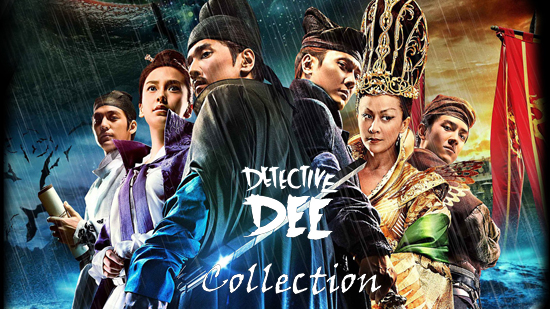 Collection Detective Dee