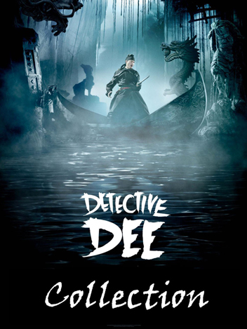Collection Detective Dee - HD