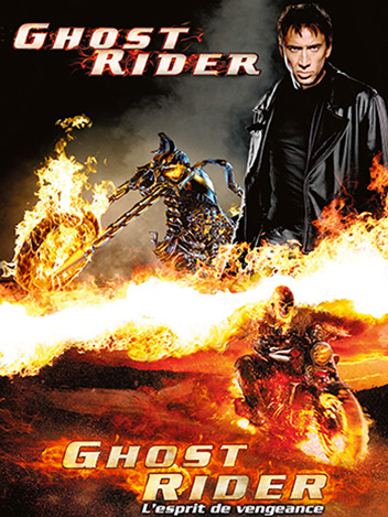 Collection Ghost rider