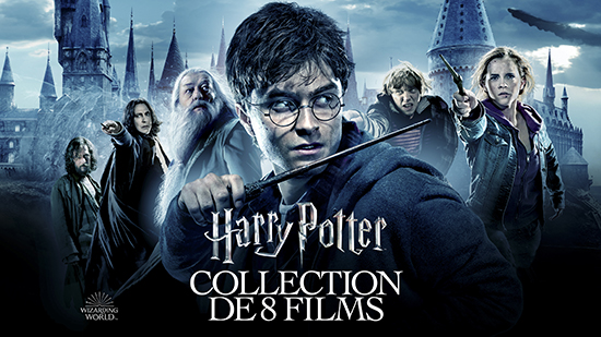 Collection Harry Potter - HD
