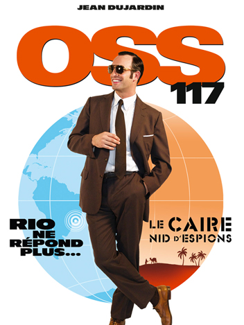 Collection Jean Dujardin est... OSS 117 - HD