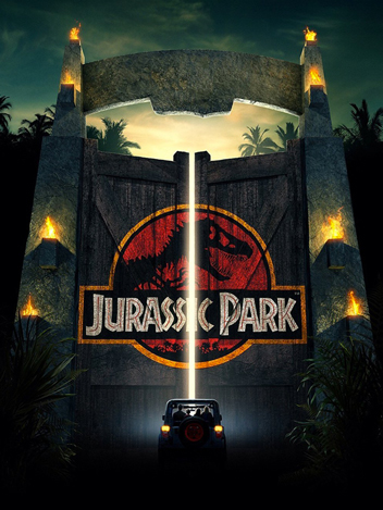 Collection Jurassic Park - HD