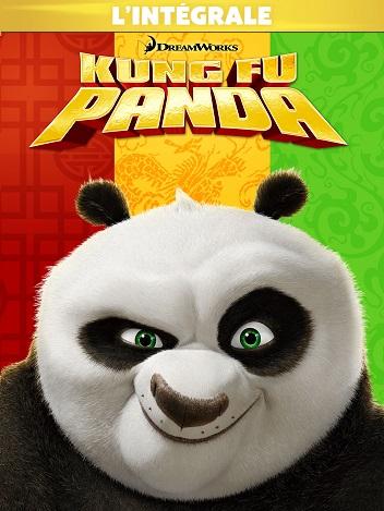 Collection Kung Fu Panda