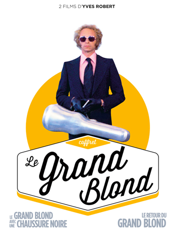 Collection Le grand blond - HD