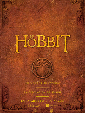 Collection Le Hobbit - HD