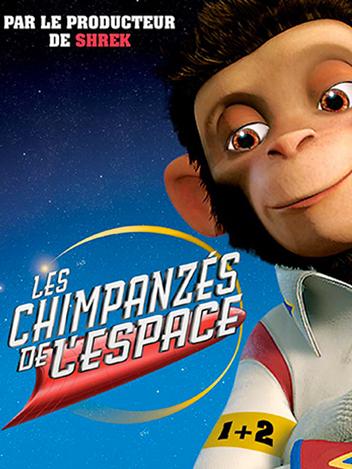 Collection Les chimpanzés de l'espace - HD
