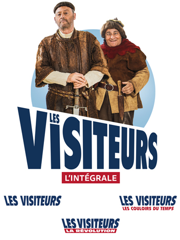Collection Les Visiteurs - HD