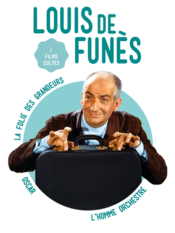Collection Louis de Funès
