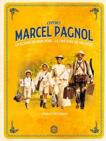 Collection Marcel Pagnol - HD