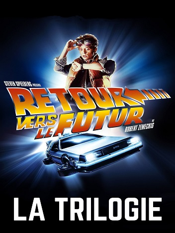 Collection Retour vers le futur - HD