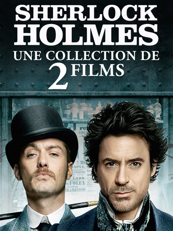 Collection Sherlock Holmes - HD