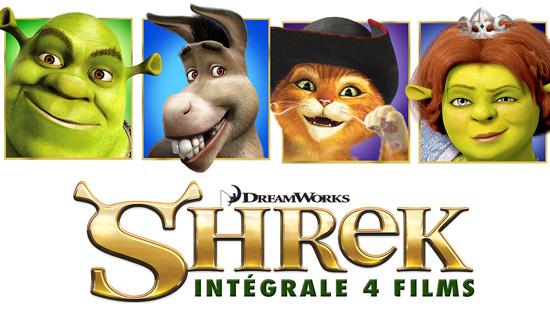 Collection Shrek
