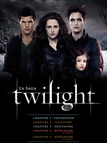 Collection Twilight - HD