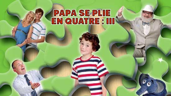 Papa se plie en 4 : III