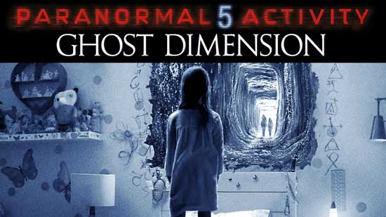 Paranormal Activity : The Ghost Dimension - version longue