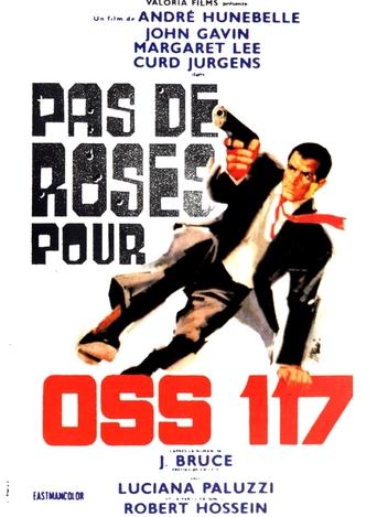 Pas de roses pour OSS 117