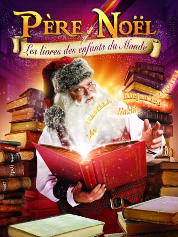 Père Noël : les livres des enfants du monde