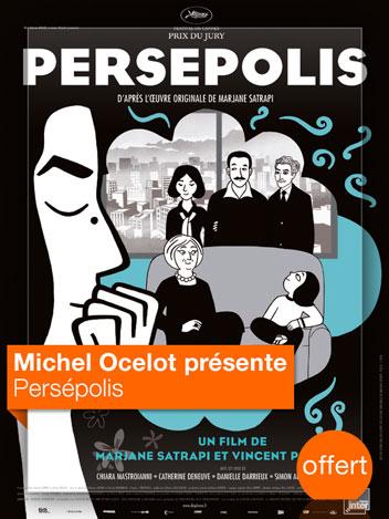 Persepolis vu par Michel Ocelot