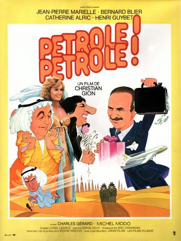 Pétrole, pétrole