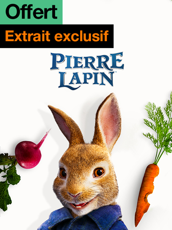 Pierre Lapin - extrait exclusif