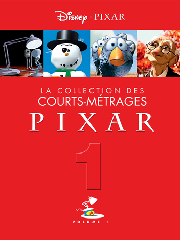 Pixar : la collection des courts-métrages Pixar - Volume 1