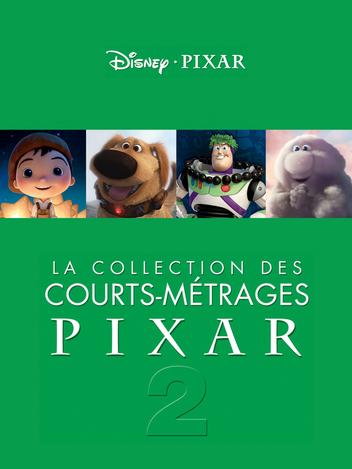 Pixar : la collection des courts-métrages Pixar - Volume 2
