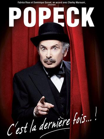 Popeck - C'est la dernière fois