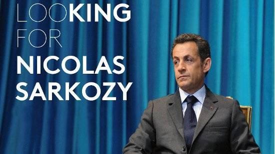 Portrait d'un inconnu, Nicolas Sarkozy