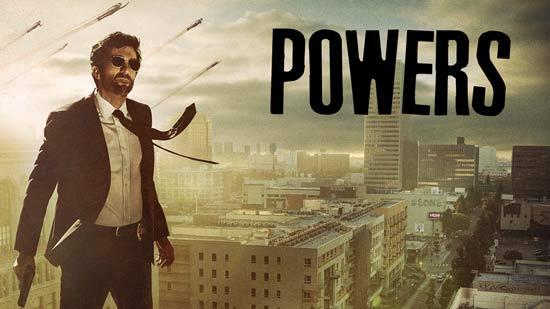 Powers - S01