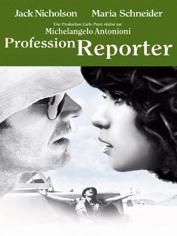 Profession: reporter