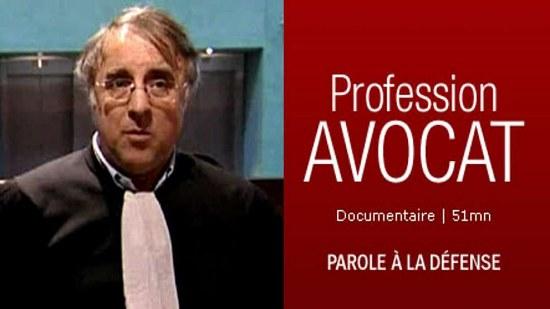 Profession avocat