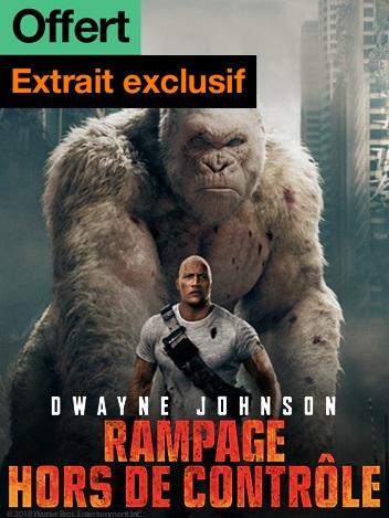 Rampage : hors de contrôle - extrait offert