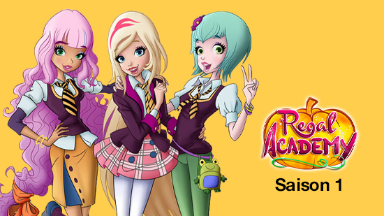 Regal Academy - S01