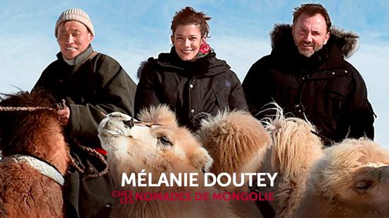 Rendez-vous en terre inconnue, Mélanie Doutey