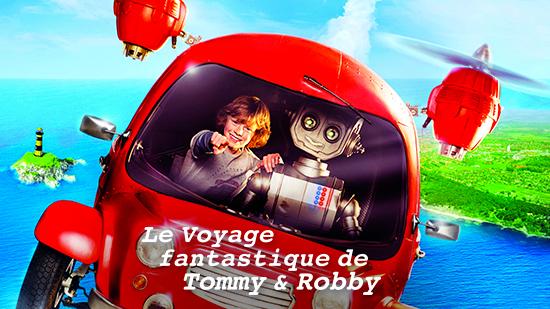 Le voyage fantastique de Tommy et Robby