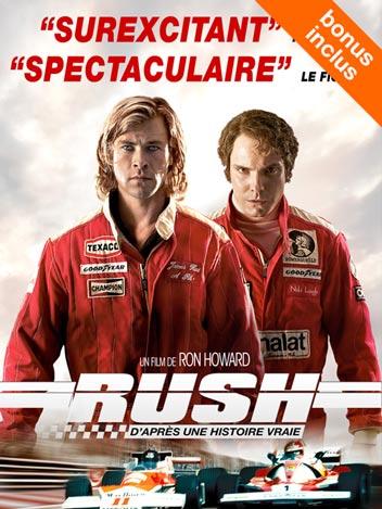 Rush - édition spéciale