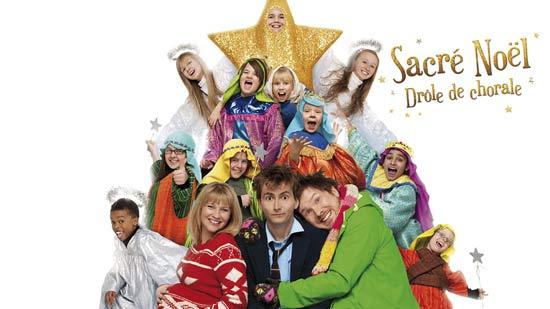 Sacré Noël : drôle de chorale