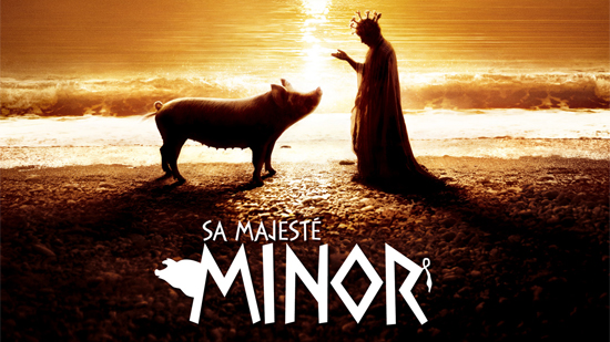 Sa majesté Minor