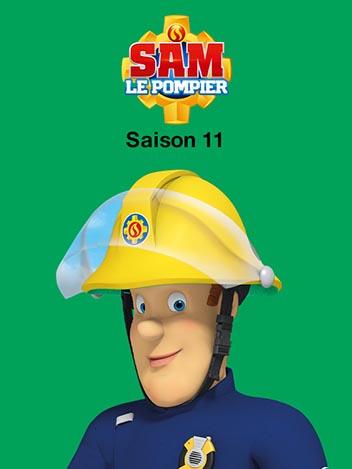Sam le pompier - S11