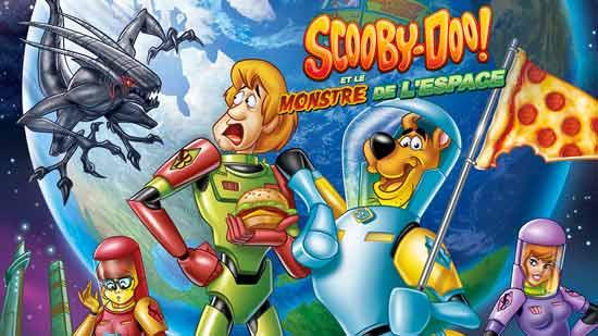 Scooby-Doo et le monstre de l'espace