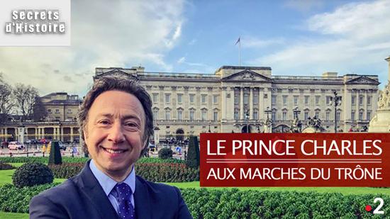 Secret d'histoire : le prince Charles, aux marches du trône ...