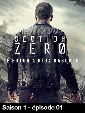 Section Zéro - S01