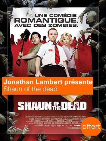 Shaun of the dead vu par Jonathan Lambert