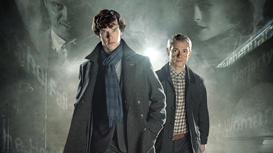 Sherlock - S02