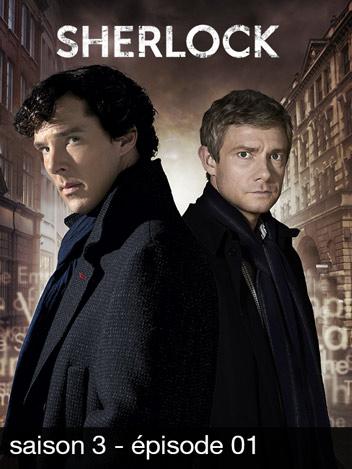 Sherlock - S03