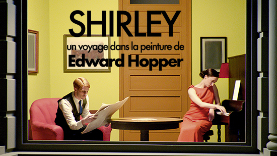 Shirley, un voyage dans la peinture d'Edward Hopper